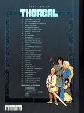 Verso de Thorgal - La collection (Hachette) -8- Alinoë