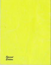 Verso de A golden book -7426- Mickey mouse and goofy - the big bear scare