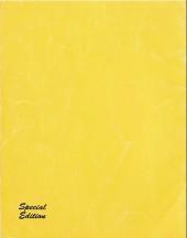 Verso de A golden book -7424- Cowboy mickey