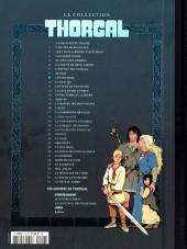 Verso de Thorgal - La collection (Hachette) -9- Les archers