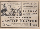 Verso de Alain La Foudre (S.A.G.E) -2- La pension de Maman Barrymore