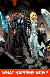 Verso de All-New X-Men (2013) -1- Issue 1