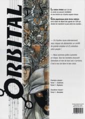Verso de Orbital -2a- Ruptures