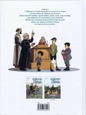 Verso de La guerre des Lulus -1- 1914 - La maison des enfants trouvés