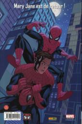 Verso de Spider-Man - Un jour nouveau -2- La Première Chasse de Kraven