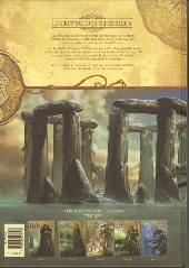 Verso de Elfes -1- Le Crystal des Elfes bleus