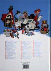 Verso de Spirou et Fantasio -5I12- Les voleurs du Marsupilami