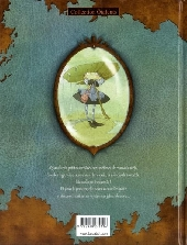 Verso de Sorcières sorcières -1- Le mystère du jeteur de sorts