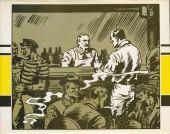 Verso de Agent secret X-9 (Futuropolis) -INT3- Intégrale Vol.3 - 1936/1937