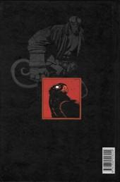 Verso de Hellboy (Delcourt) -6- Le Ver conquérant