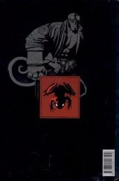 Verso de Hellboy (Delcourt) -1- Les Germes de la destruction