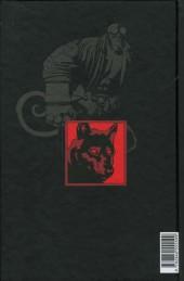 Verso de Hellboy (Delcourt) -4- La Main droite de la mort