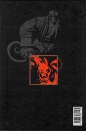 Verso de Hellboy (Delcourt) -5- Le Diable dans la boîte