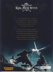 Verso de Long John Silver (en allemand) -2- Neptune