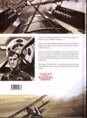 Verso de Les aigles sur le front Ouest -2- Volume 2
