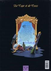 Verso de De Cape et de Crocs -5- Jean Sans Lune