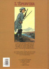 Verso de L'Épervier (Pellerin) -3- Tempête sur Brest