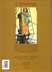 Verso de L'Épervier (Pellerin) -4- Captives à bord