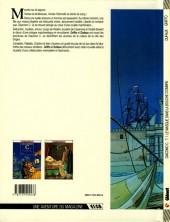 Verso de Giacomo C. -1a- Le masque dans la bouche d'ombre
