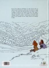 Verso de Voyage -1- En Chine