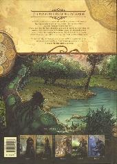 Verso de Elfes -2- L'Honneur des Elfes sylvains