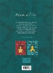 Verso de Adam et Elle -2- Deuxième partie