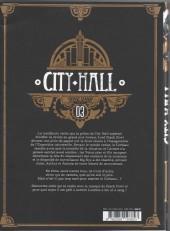 Verso de City Hall -3- Tome 3