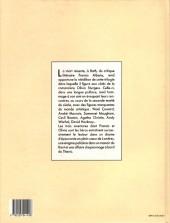 Verso de Albany & Sturgess -INT- Une trilogie anglaise