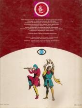 Verso de Histoire de France en bandes dessinées -INT2- De hugues Capet à Bouvines