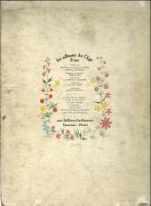 Verso de Les albums de l'âge d'or -7- Le roi, l'ours et le petit hérisson