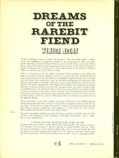 Verso de Dreams of the Rarebit Fiend (1973) -INT- Dreams of the Rarebit Fiend