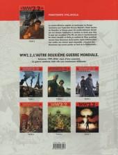 Verso de WW 2.2 -5- Une odyssée sicilienne