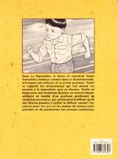 Verso de Le journal de mon père -2- La séparation