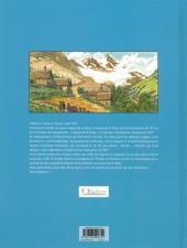 Verso de Les amants de l'Oisans - Gaspard de la Meije et les Sources de l'alpinisme