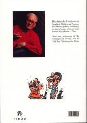 Verso de Ambroise & Gino -4- La montagne des evadés