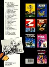 Verso de Spirou et Fantasio -5f86- Les voleurs du Marsupilami