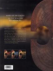 Verso de Les boucliers de Mars -3- Sémiramis