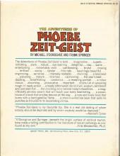 Verso de Adventures of Phoebe Zeit-Geist (The) (1968) -INT- The Adventures of Phoebe Zeit-Geist