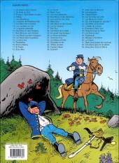 Verso de Les tuniques Bleues -27d- Bull run