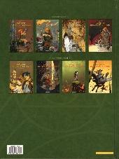 Verso de La quête de l'oiseau du temps -8- Le chevalier Bragon