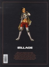 Verso de Sillage -INT5- L'Intégrale - Tomes 13 à 15