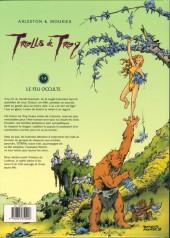 Verso de Trolls de Troy -4- Le feu occulte