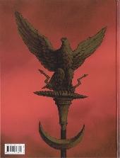Verso de Les aigles de Rome -4- Livre IV