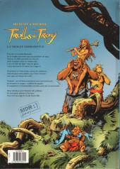Verso de Trolls de Troy -17- La Trolle impromptue