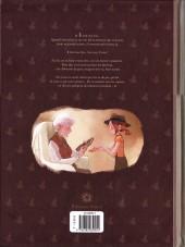 Verso de Les carnets de Cerise -2- Le Livre d'Hector