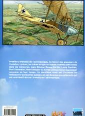Verso de Histoires de pilotes -2- Les premiers brevets - Tome 2