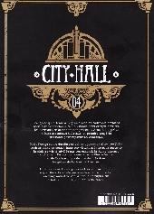 Verso de City Hall -4- Tome 4