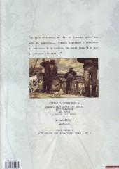 Verso de Blacksad -2d- Arctic-Nation