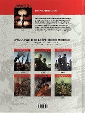Verso de WW 2.2 -7- Paris, mon amour