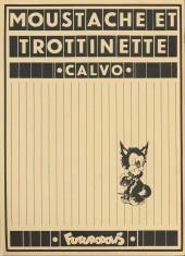 Verso de Moustache et Trottinette (Futuropolis) -8- Le Vase de Soissons